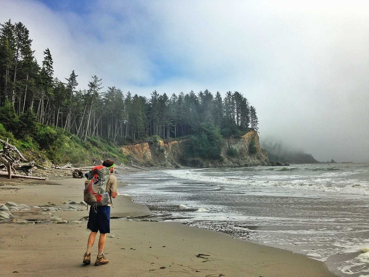 The best place to stay in Olympic National Park!